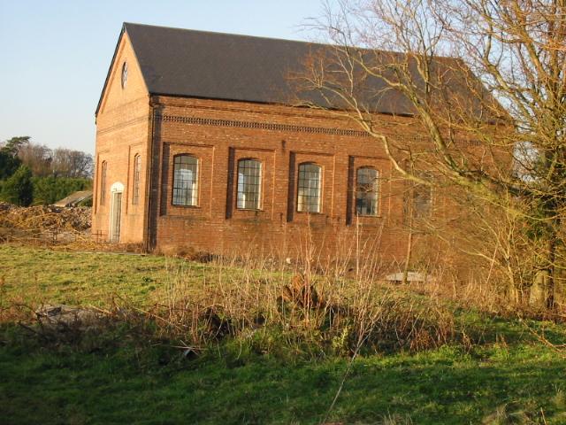The Winding House, Waldershare