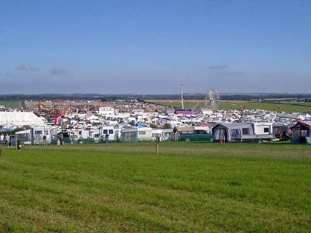 Great Dorset Steam Fair 2007