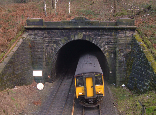 Totley Tunnel, Grindleford