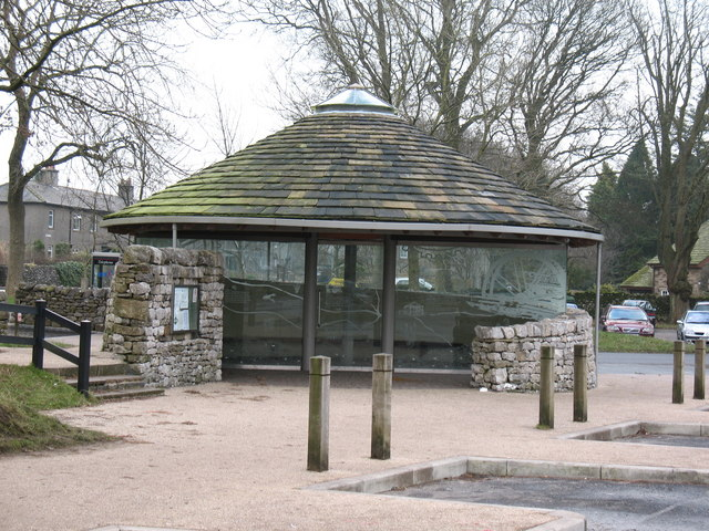 The finest bus shelter in Yorkshire?