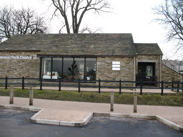 YDNP information centre