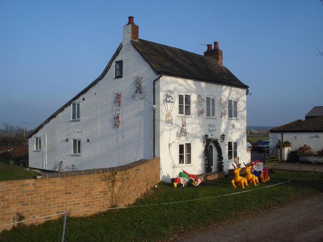 Cottage near Tickeridge Farm