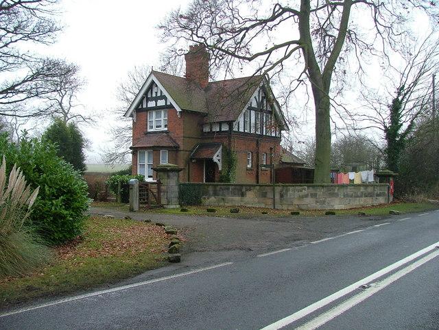 Farnah Lodge - Farnah Hall, near Duffield
