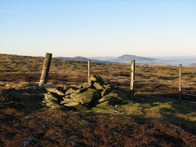 Shepherds' cairn