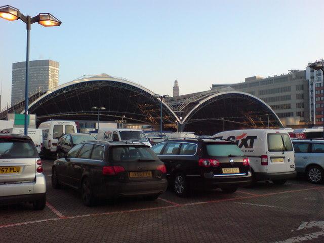 Car Park, Victoria Station