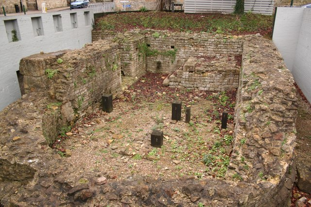 Roman East Gate