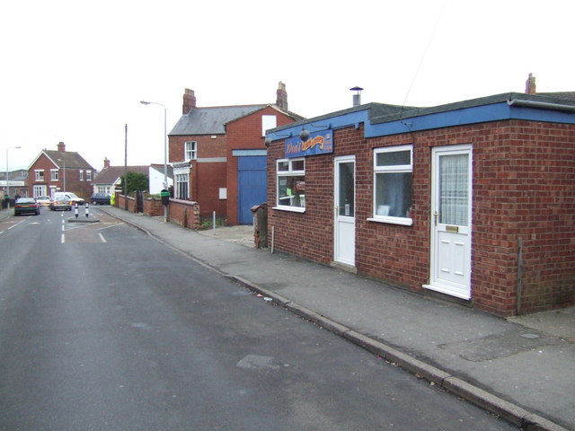 Den's fish and chip shop