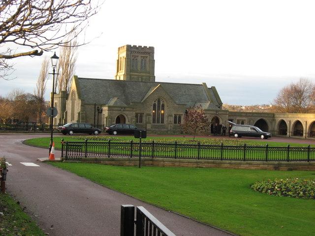 West Road Crematorium