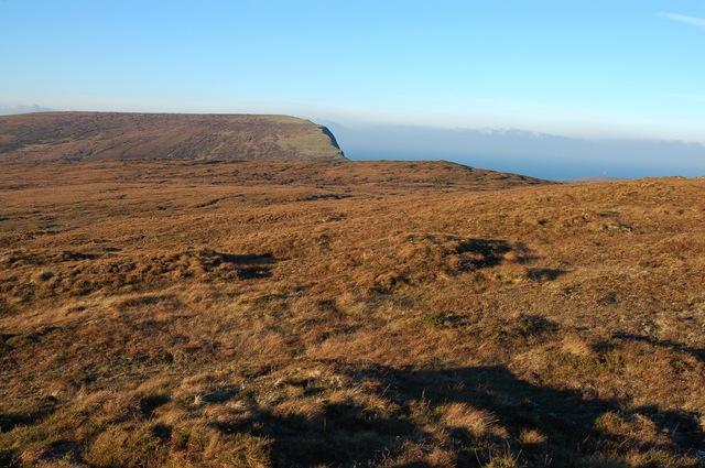 Moorland south of Beinn a' Sga
