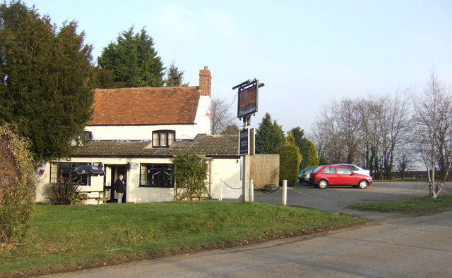 The Eight Bells, Eaton, Oxfordshire
