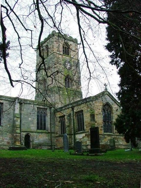 St. Mary's Church, Clifton