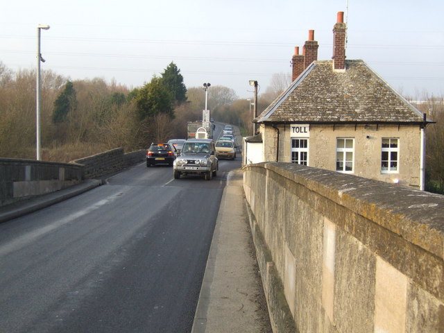 Toll station and house on Swinford Bridge