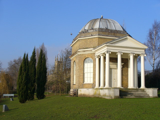 Garrick's Temple, Hampton