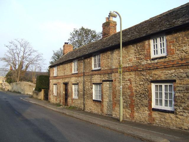 Cottages of Queen Street, Eynsham