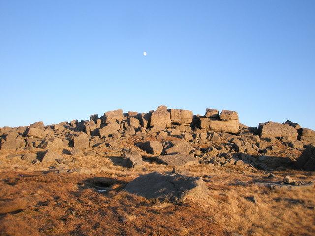 Black Fell Crags