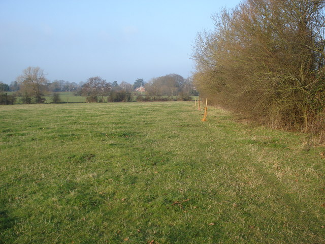 Footpath to Guarlford