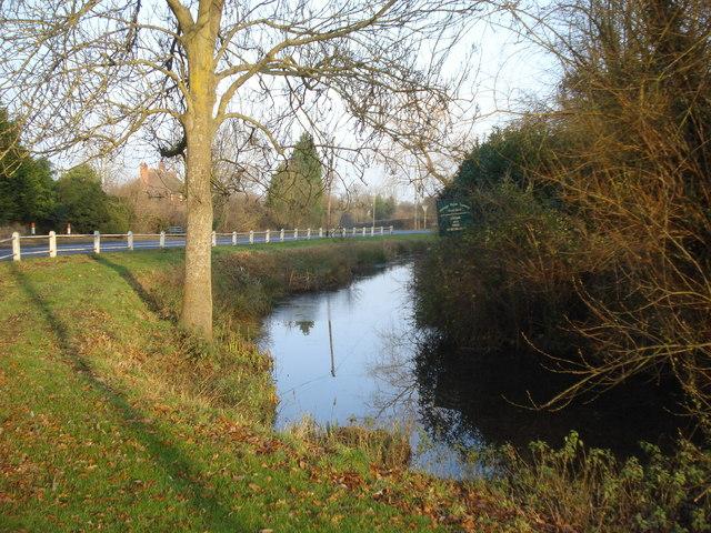 Grange Farm Nursery pond