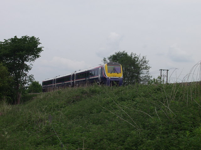 The Shrewsbury train