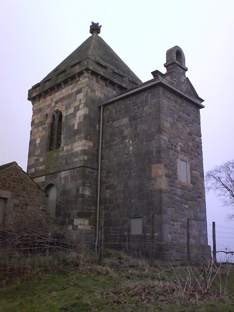 Howe Hill Tower, from the North