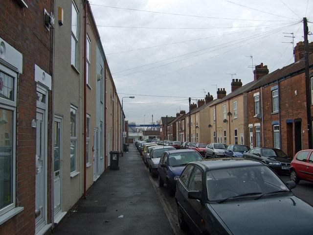 Egton Street, Hull