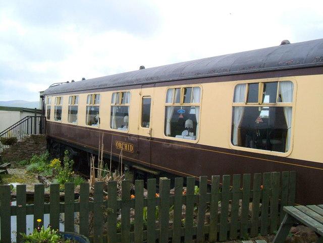 The Hound Inn. Arlecdon, Cumbria. The Restaurant.