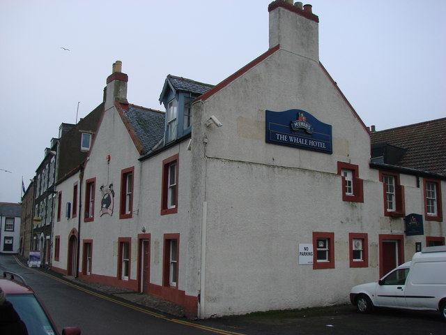 The Whale Hotel, Eyemouth