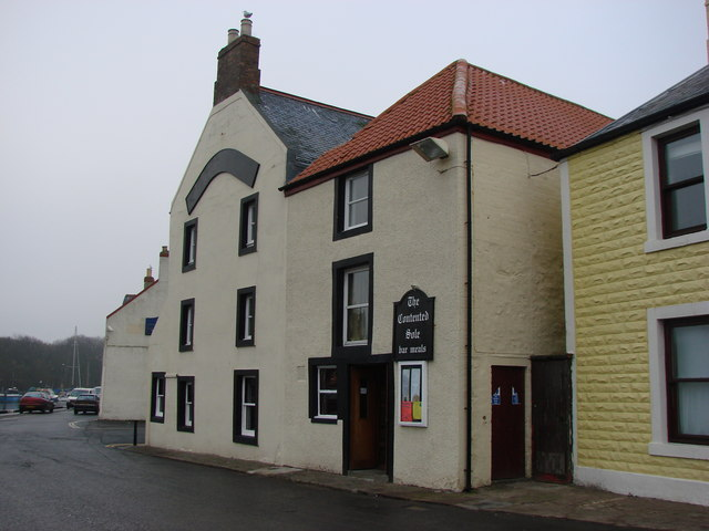 The Contented Sole Public House, Eyemouth
