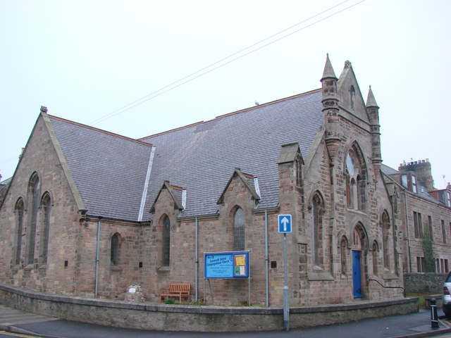 The United Congregational Church, Eyemouth