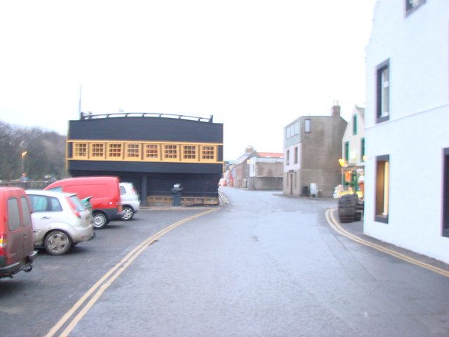 Harbour Road, Eyemouth