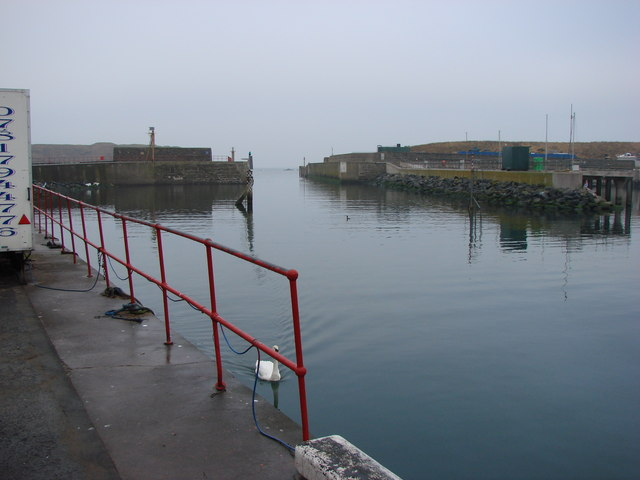 The Harbour Entrance, Eyemouth