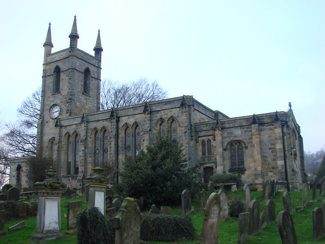 St Mary's Church, Belford