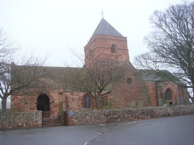 St Mary's Church , Whitekirk