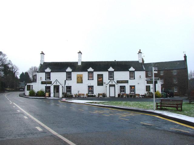 The Castle Pub, Dirleton
