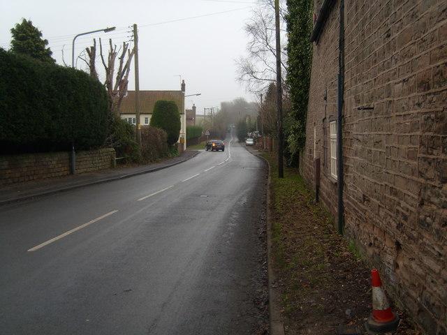 Edingley Main Street