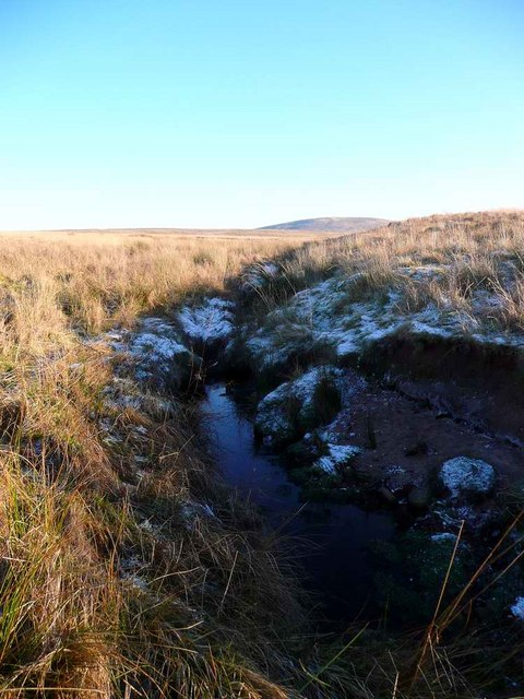 Upper reaches of the Cessnock Water