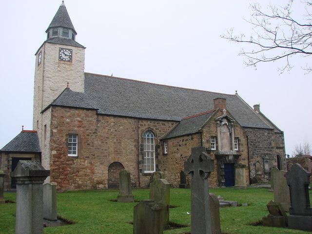 Prestonpans  Old Parish Church