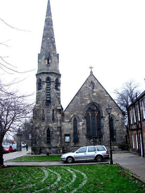 St Peter's Episcopal Church, Musselburgh
