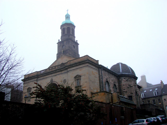 St Patrick's R.C. Church, Cowgate