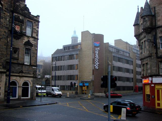 The Travelodge Hotel, St Marys Street