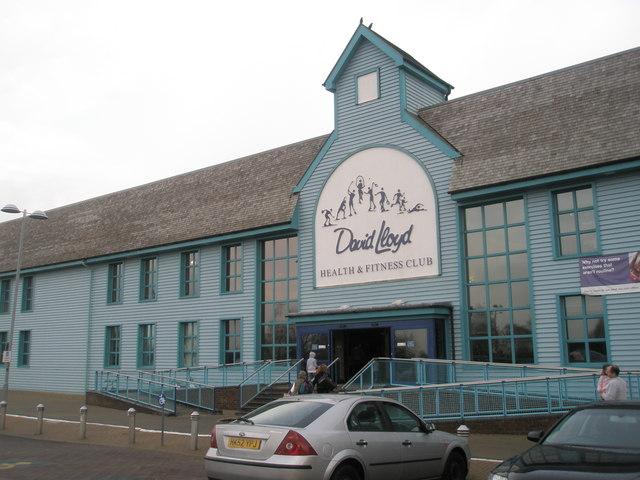 David Lloyd's at Port Solent