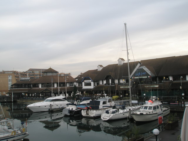 Cafe at Port Solent