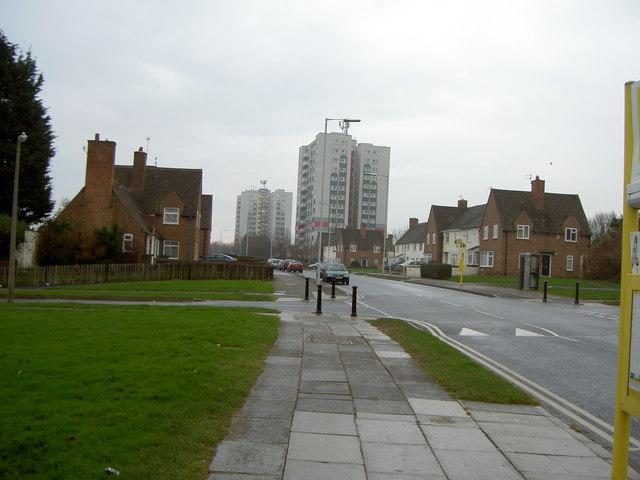 Woodchurch Estate
