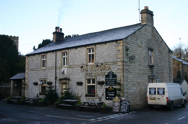The Victoria Inn, Kirkby Malham