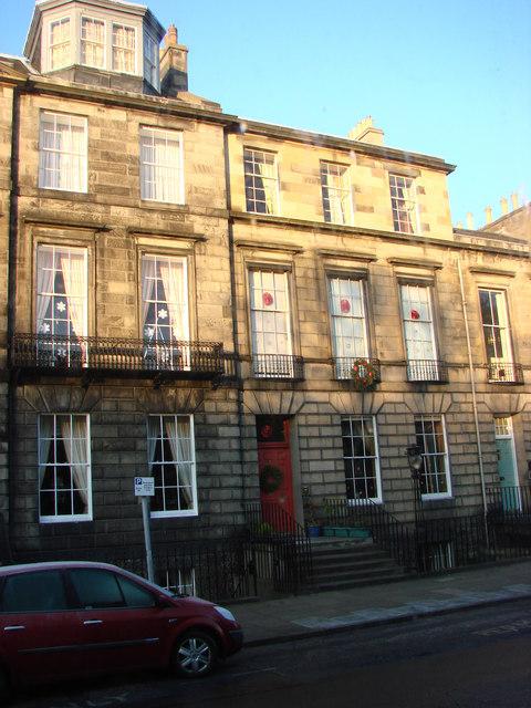 17, Heriot Row, Edinburgh