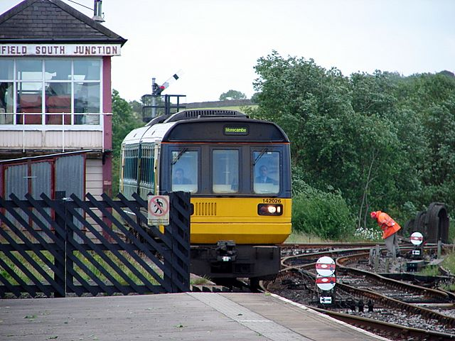 Hellifield South Junction