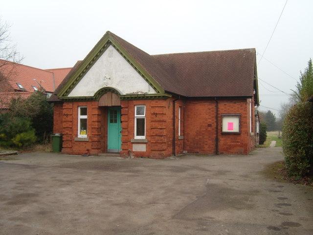 Edingley village hall