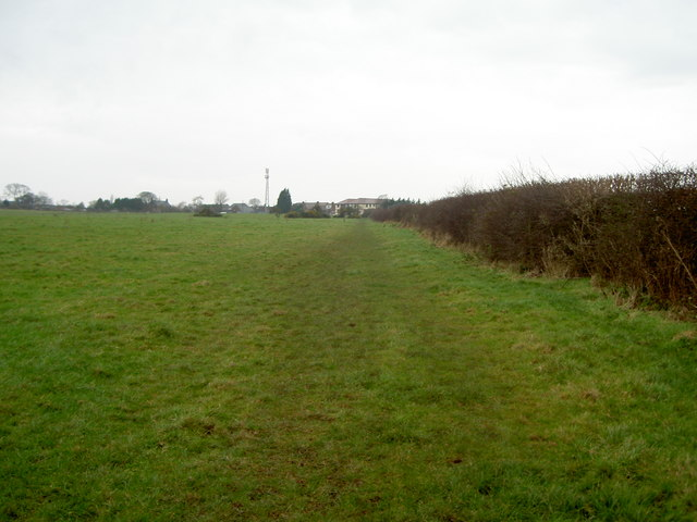 Footpath to Irby