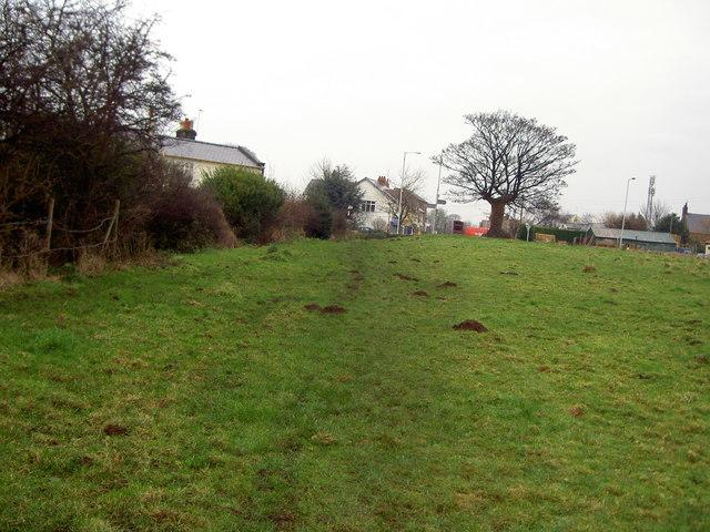 Footpath near Irby