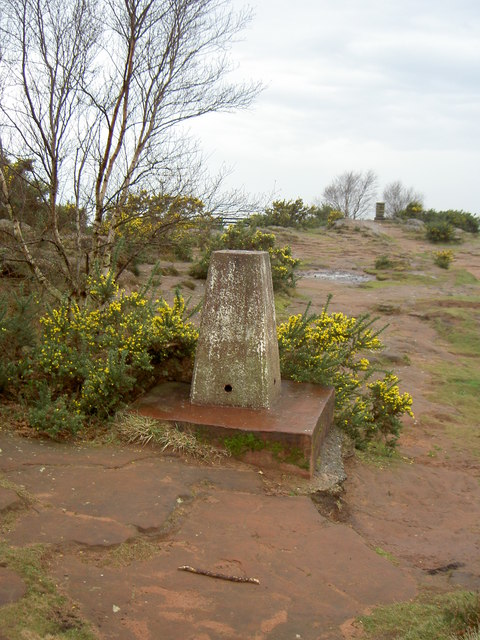 Thurstaston Common Triangulation Pillar