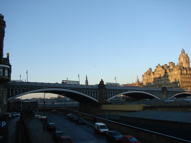 North Bridge, Edinburgh